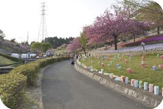 静峰桜まつり